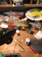 A winter at the vise
